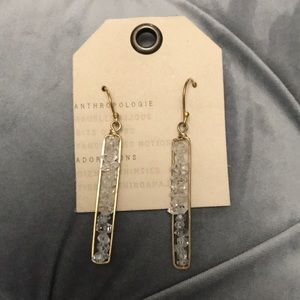 NWT Anthropology Earrings